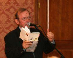 Ernest Bryll - gościem III Spotkań z Literaturą w Opinogórze (2/6)