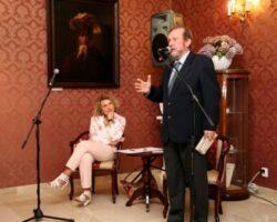 Ernest Bryll - gościem III Spotkań z Literaturą w Opinogórze (4/6)