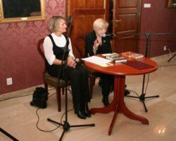 Joanna Siedlecka gościem II Spotkań z Literaturą w Opinogórze (3/10)