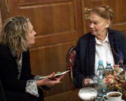 Julia Hartwig – mistrzyni od poeme en prose (gość V Spotkań z Literaturą w Opinogórze) (3/3)