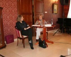 Małgorzata Szejnert – reporterka spełniona (gość VI Spotkań z Literaturą w Opinogórze ) (3/8)