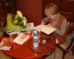 Małgorzata Szejnert – reporterka spełniona (gość VI Spotkań z Literaturą w Opinogórze ) (4/8)