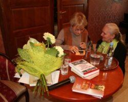 Małgorzata Szejnert – reporterka spełniona (gość VI Spotkań z Literaturą w Opinogórze ) (6/8)