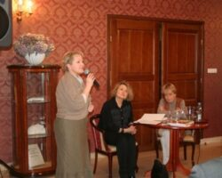 Małgorzata Szejnert – reporterka spełniona (gość VI Spotkań z Literaturą w Opinogórze ) (7/8)