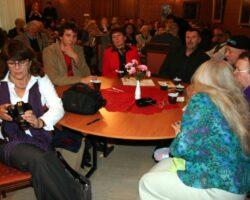 Ryszard Krynicki – poeta milczenia (gość IV Spotkań z Literaturą w Opinogórze) (1/8)