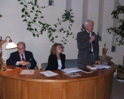 Salon Książki Polonijnej w Budapeszcie, 19-21.X.2007 (1/19)