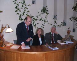Salon Książki Polonijnej w Budapeszcie, 19-21.X.2007 (11/19)