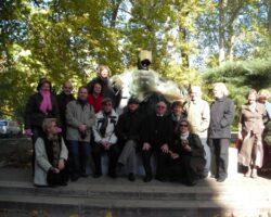 Salon Książki Polonijnej w Budapeszcie, 19-21.X.2007 (15/19)