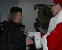 Wręczenie dyplomów doktorskich, 6 października 2007 (4/11)
