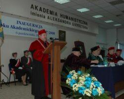 Wręczenie dyplomów doktorskich, 6 października 2007 (5/11)